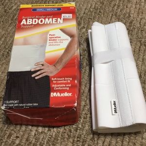 Surgical Binder and Abdomen Support New